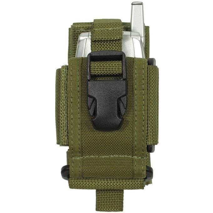 Чехол под рацию / телефон Maxpedition Medium Phone / Radio Holder CP-M OD Green