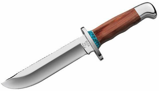 Buck Frontiersman Cedar