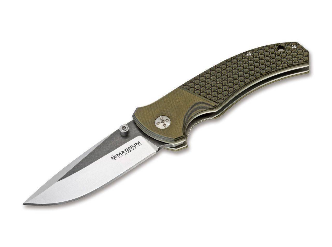Boker Magnum Three Dimensions