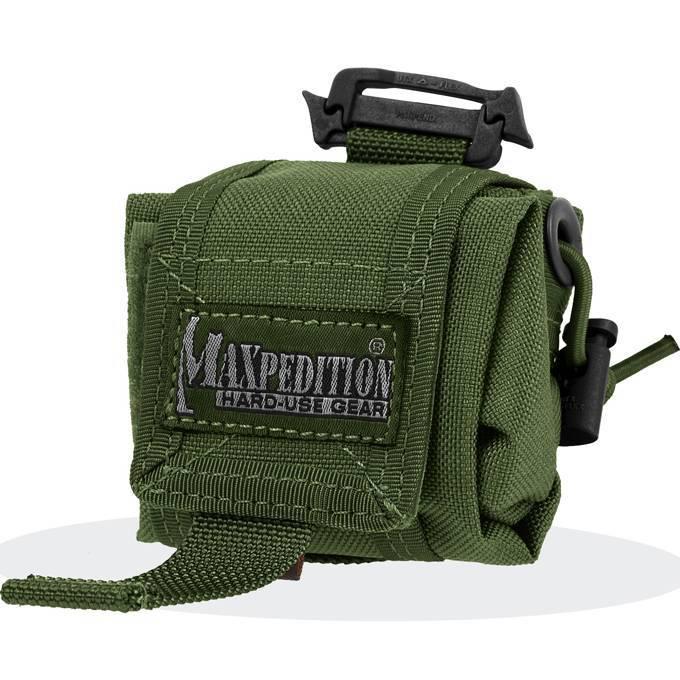 Складной подсумок Maxpedition Mini Rollypoly OD Green