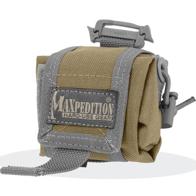 Складной подсумок Maxpedition Mini Rollypoly Khaki-Foliage