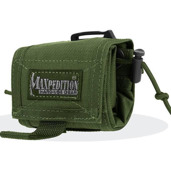 Складной подсумок Maxpedition Rollypoly Folding Dump Pouch OD Green