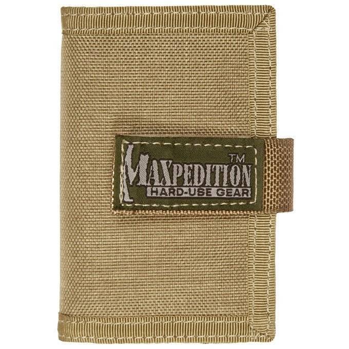Кошелек Maxpedition Urban Wallet Khaki
