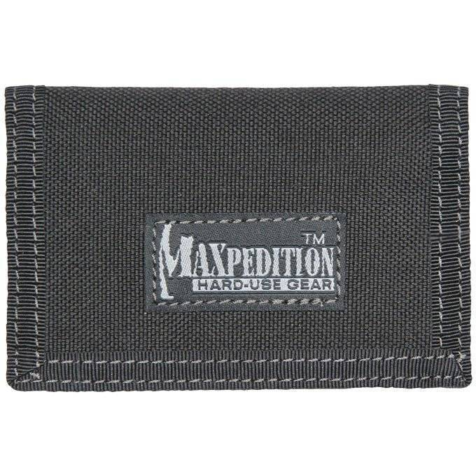 Кошелек Maxpedition Micro Wallet Black
