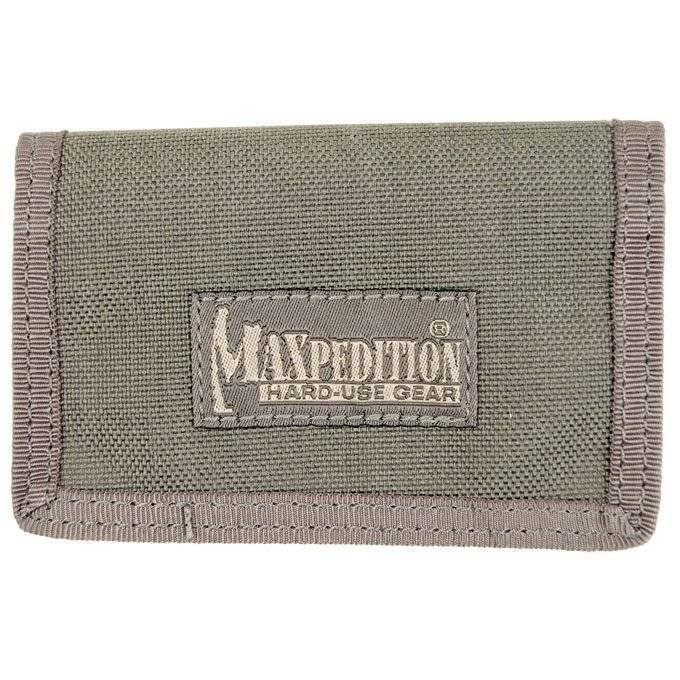 Кошелек Maxpedition Micro Wallet Foliage Green
