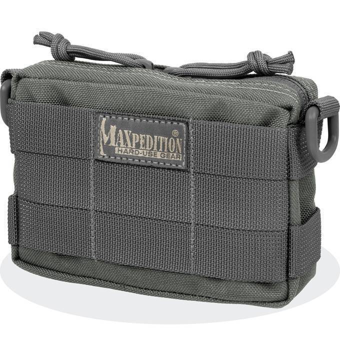 Подсумок Maxpedition TacTile Pocket - Small Foliage Green