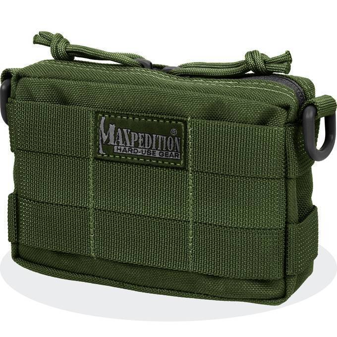 Подсумок Maxpedition TacTile Pocket - Small OD Green