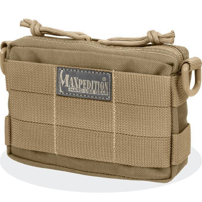 Подсумок Maxpedition TacTile Pocket - Small Khaki