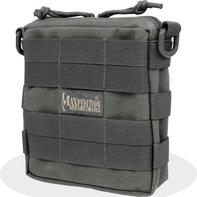 Подсумок Maxpedition TacTile Pocket - Medium Foliage Green