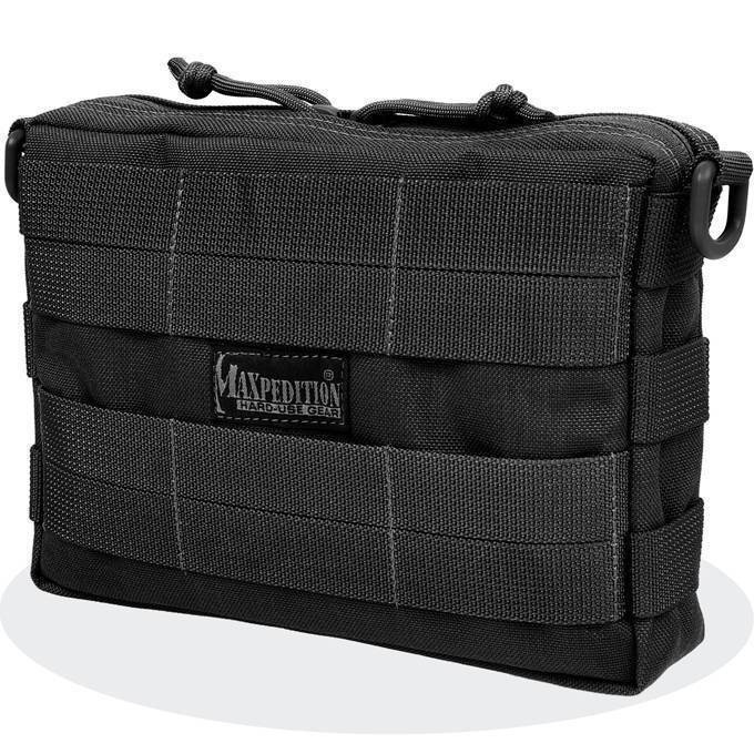 Подсумок Maxpedition TacTile Pocket - Large Black