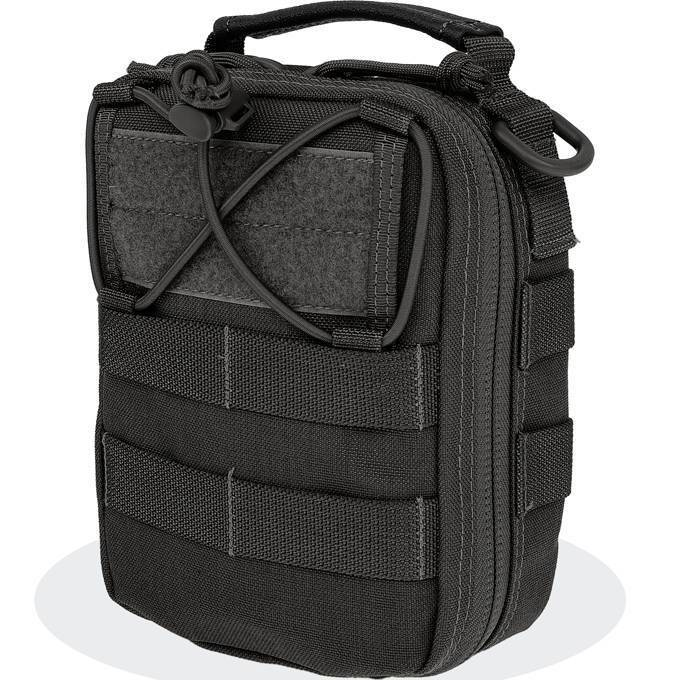 Сумка-аптечка Maxpedition FR-1 Combat Medical Pouch Black
