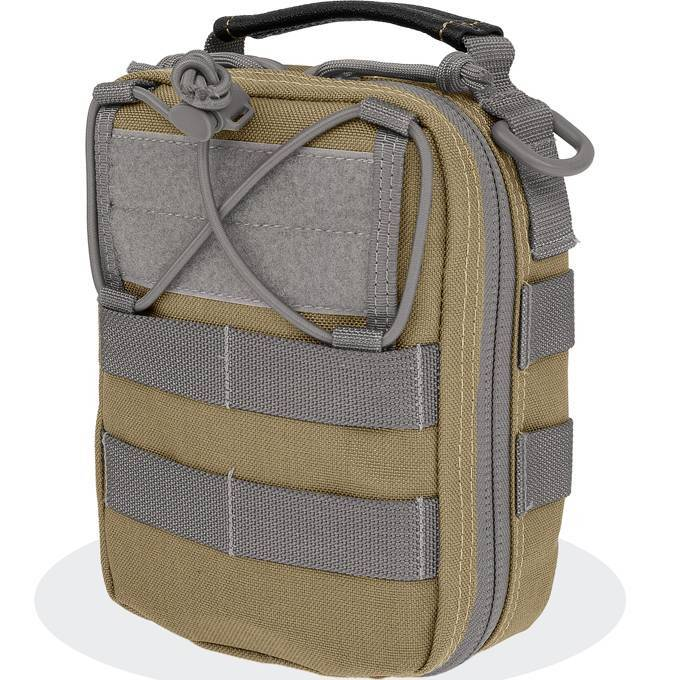 Сумка-аптечка Maxpedition FR-1 Combat Medical Pouch Foliage Khaki-Foliage