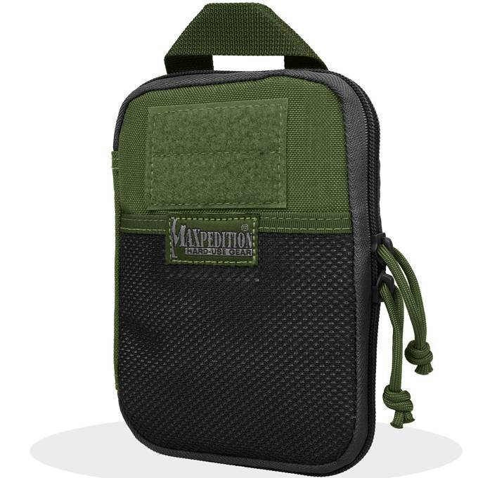 Органайзер Maxpedition E.D.C. Pocket Organizer OD Green