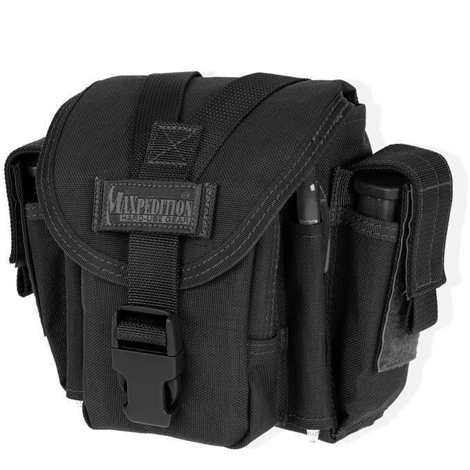Подсумок Maxpedition M-4 Waistpack Black