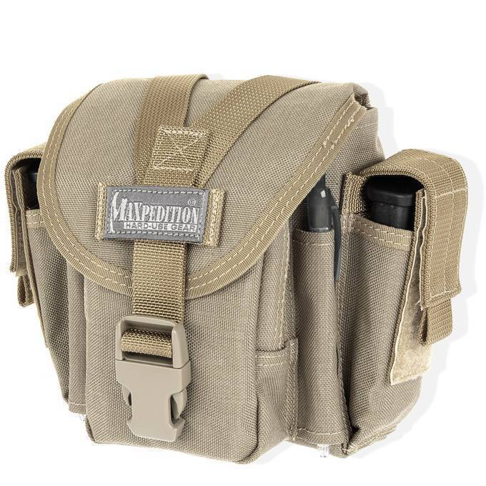 Подсумок Maxpedition M-4 Waistpack Khaki
