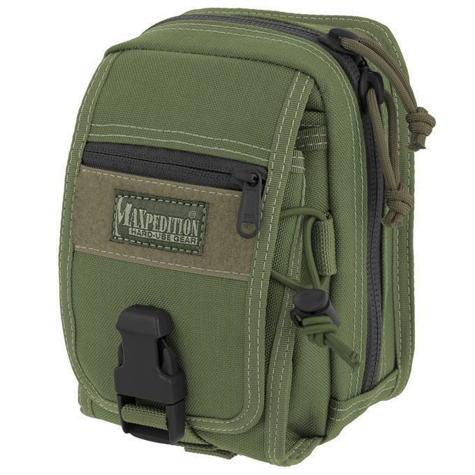 Подсумок Maxpedition M-5 Waistpack OD Green
