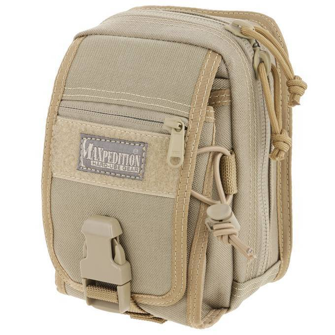 Подсумок Maxpedition M-5 Waistpack Khaki