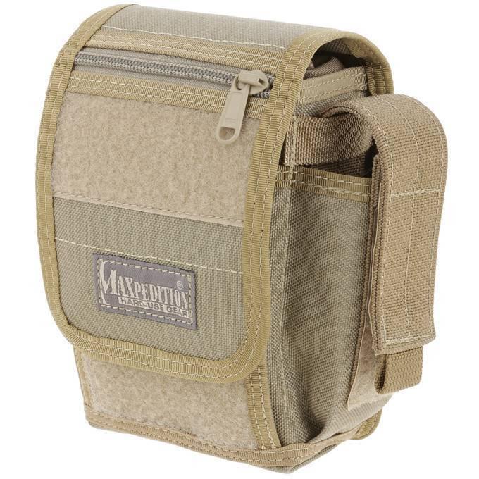 Подсумок Maxpedition H-1 Waistpack Khaki