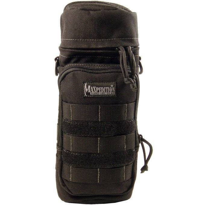 "Чехол под бутылку Maxpedition 12"" x 5"" Bottle Holder Black"