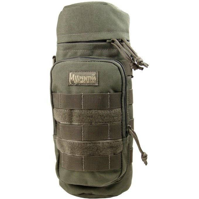 "Чехол под бутылку Maxpedition 12"" x 5"" Bottle Holder Foliage Green"