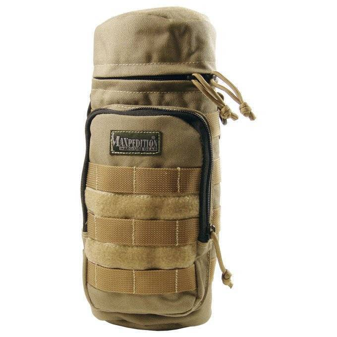 "Чехол под бутылку Maxpedition 12"" x 5"" Bottle Holder Khaki"