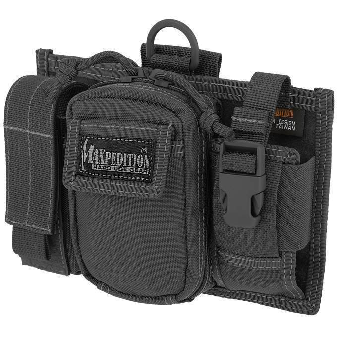 Подсумок Maxpedition Triad Admin Pouch Black
