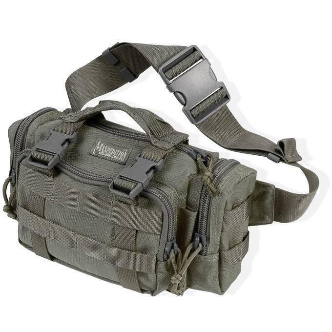 Армейская поясная сумка Maxpedition Proteus Versipack Foliage Green