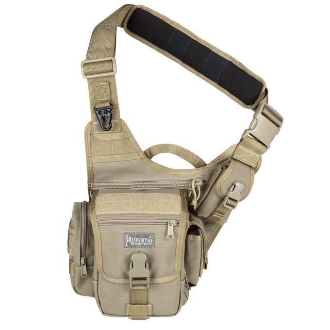 Тактическая сумка Maxpedition FatBoy Versipack Khaki