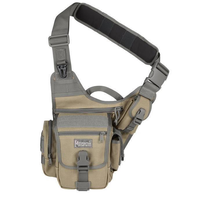 Тактическая сумка Maxpedition FatBoy Versipack Khaki-Foliage