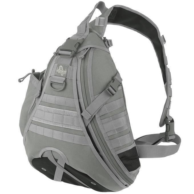 Однолямочный рюкзак Maxpedition Monsoon GearSlinger Foliage Green