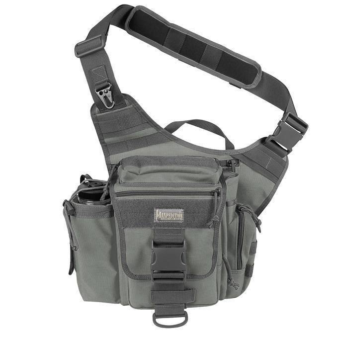 Тактическая сумка Maxpedition Jumbo Versipack Foliage Green