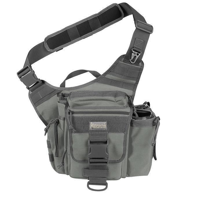Тактическая сумка Maxpedition S-Type Jumbo Versipack Foliage Green