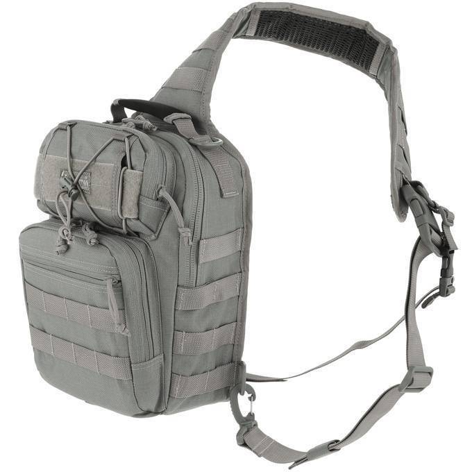 Однолямочный рюкзак Maxpedition Lunada Gearslinger Foliage Green