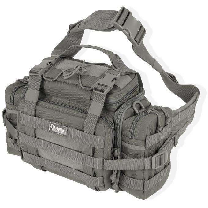 Армейская поясная сумка Maxpedition Sabercat Versipack Foliage Green