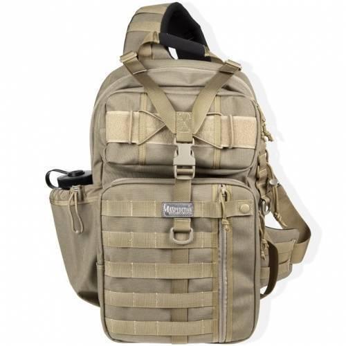 Однолямочный рюкзак Maxpedition Kodiak Gearslinger Khaki