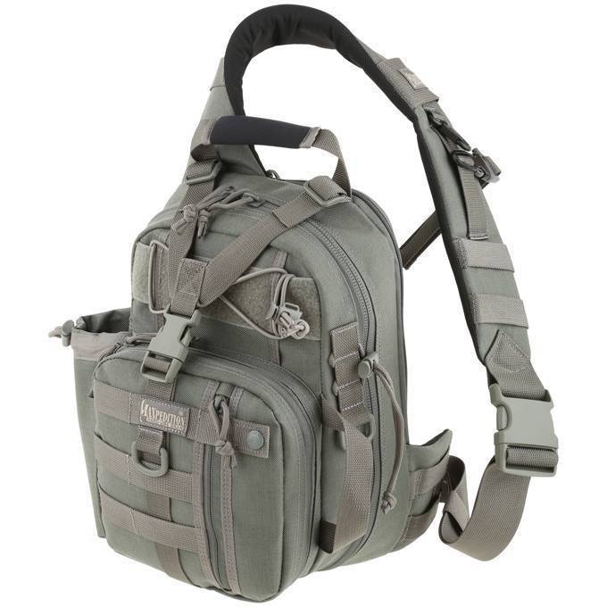 Однолямочный рюкзак Maxpedition Noatak Gearslinger Foliage Green
