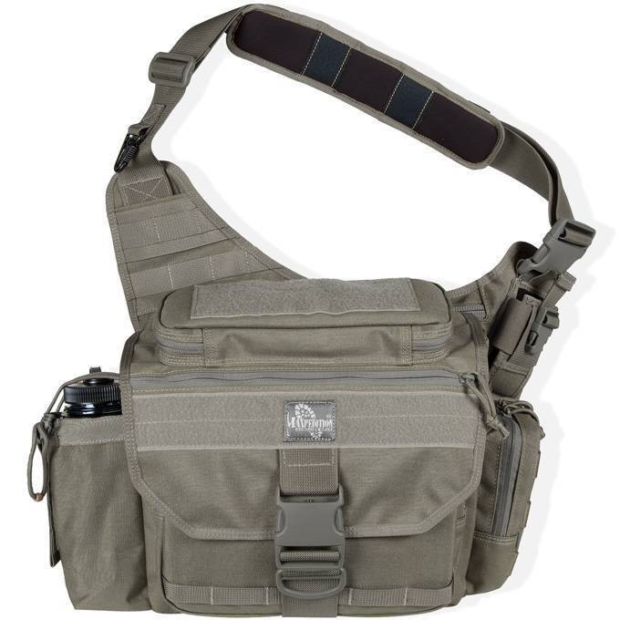 Тактическая сумка Maxpedition Mongo Versipack Foliage Green
