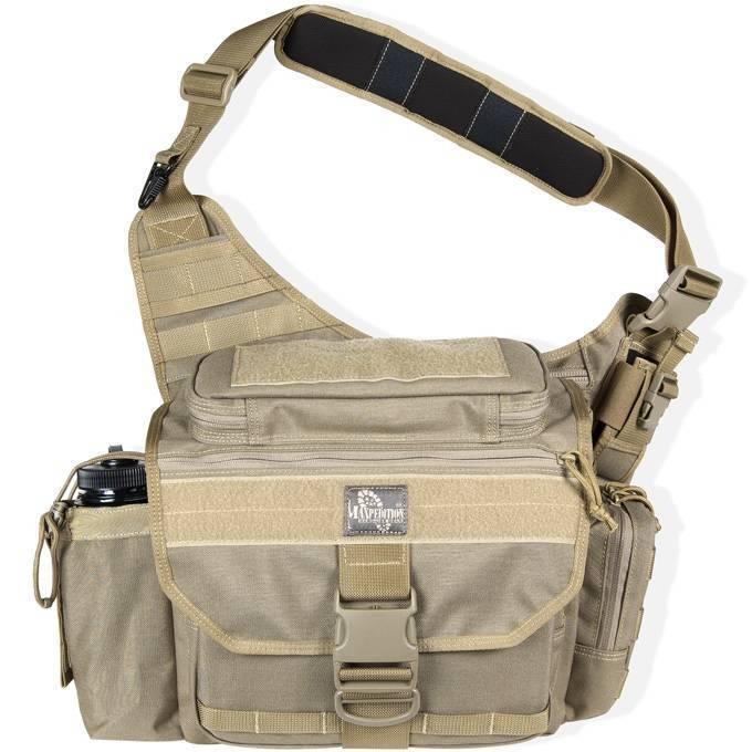 Тактическая сумка Maxpedition Mongo Versipack Khaki
