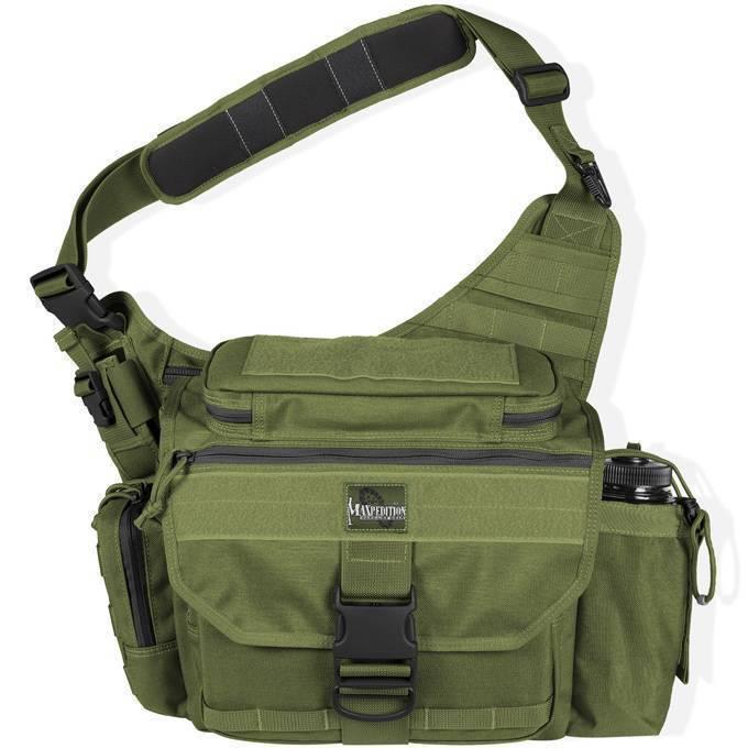 Тактическая сумка Maxpedition Mongo Versipack S-Type OD Green
