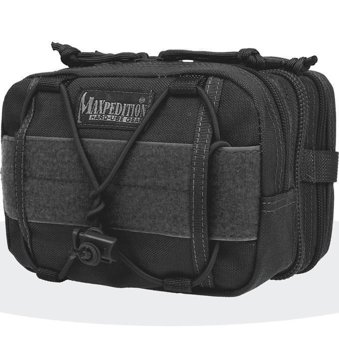 Рюкзак-трансформер Maxpedition MERLIN Folding Backpack Black