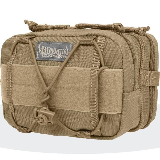 Рюкзак-трансформер Maxpedition MERLIN Folding Backpack Khaki
