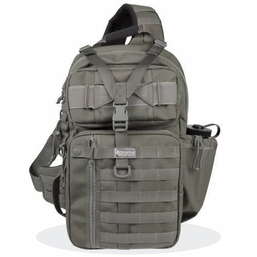 Однолямочный рюкзак Maxpedition Kodiak S-type Gearslinger Foliage Green