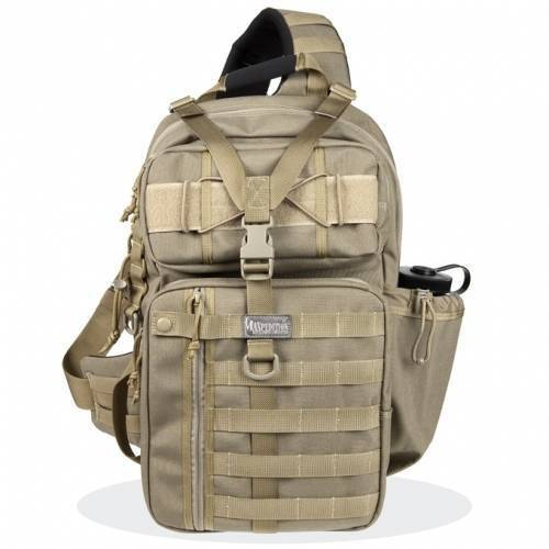 Однолямочный рюкзак Maxpedition Kodiak S-type Gearslinger Khaki