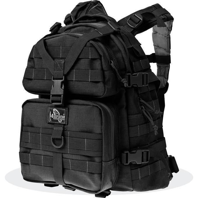 Тактический рюкзак Maxpedition Condor-II Backpack black