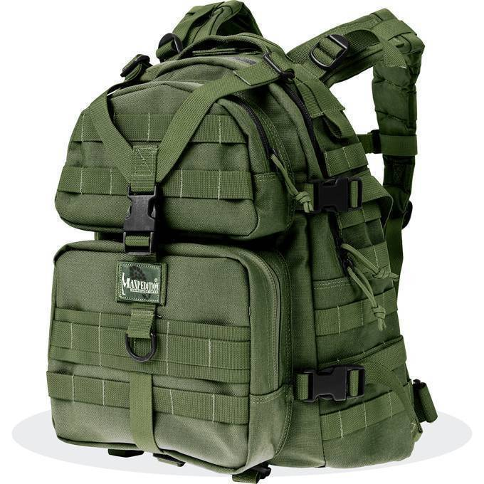 Тактический рюкзак Maxpedition Condor-II Backpack Green