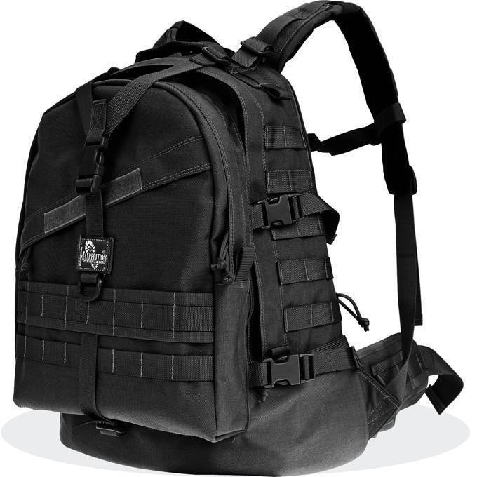 Тактический рюкзак Maxpedition Vulture-II Backpack black
