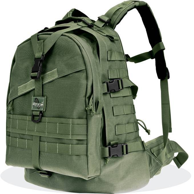 Тактический рюкзак Maxpedition Vulture-II Backpack Green