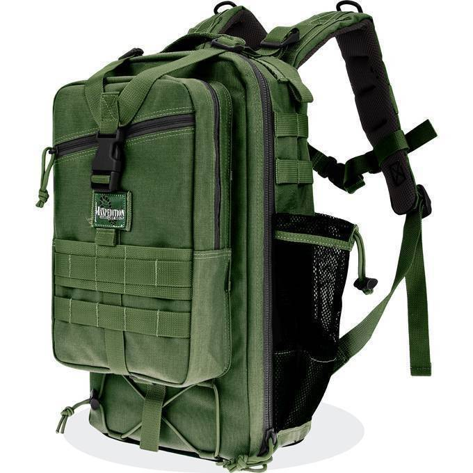Тактический рюкзак Maxpedition Pygmy Falcon-II Backpack Green