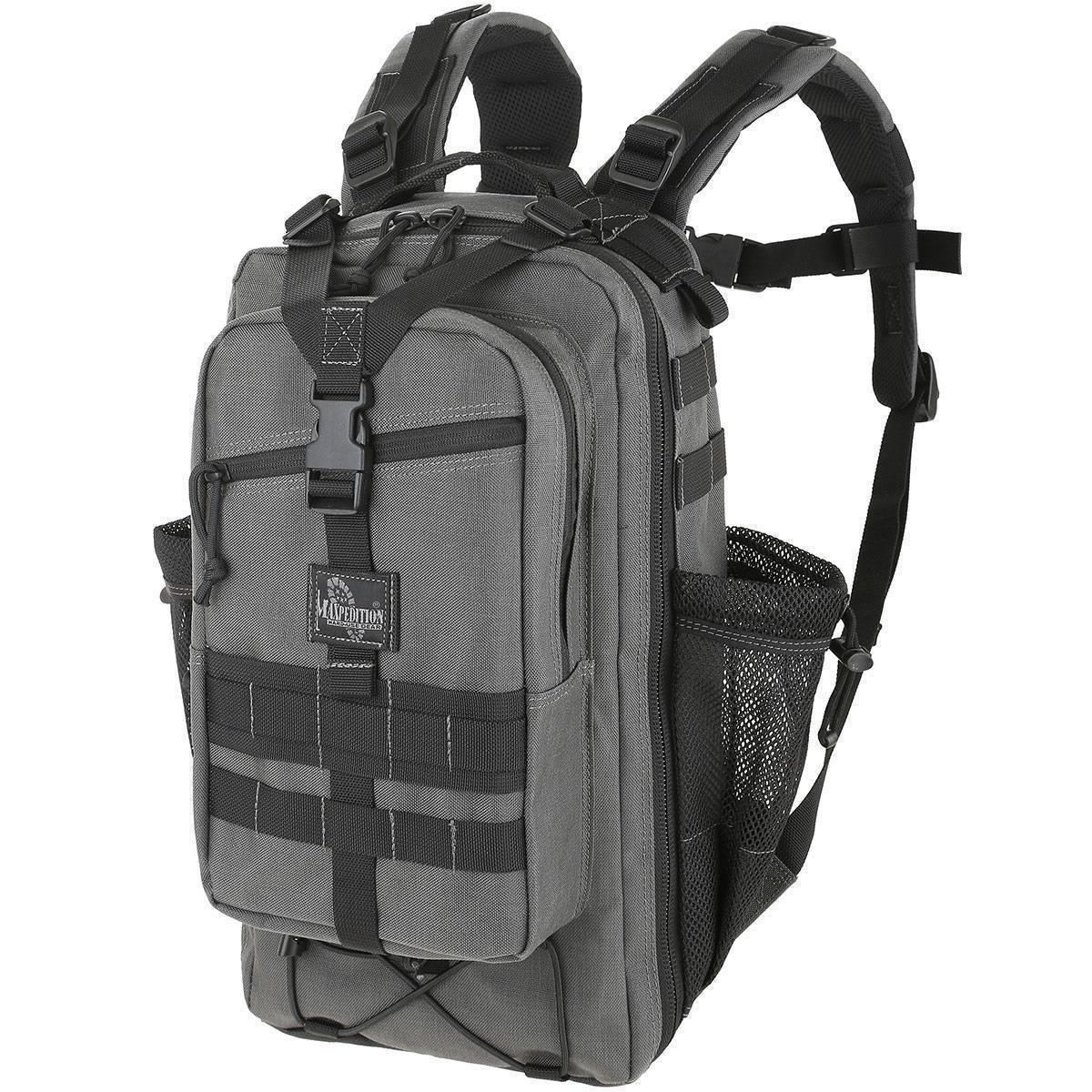 Тактический рюкзак Maxpedition Pygmy Falcon-II Backpack Wolf Gray