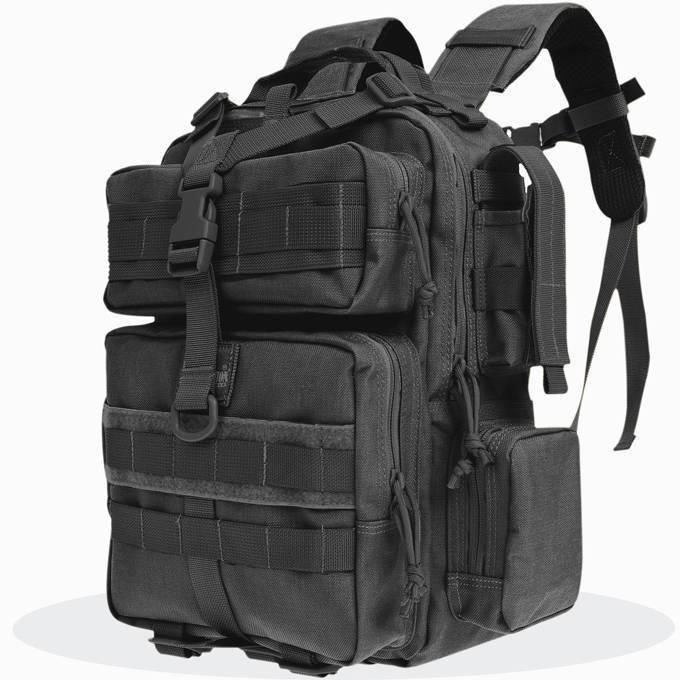 Тактический рюкзак Maxpedition Typhoon Backpack black